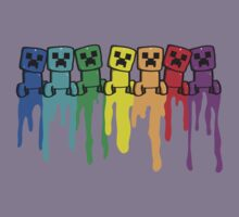 Rainbow Creep Kids Clothes