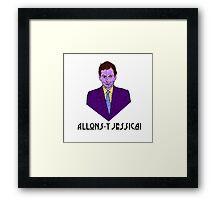 Tenth Kilgrave Framed Print