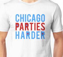 Chicago Parties Harder Unisex T-Shirt