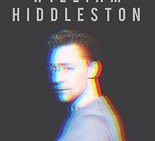 Tom Hiddleston: Print Shake Edit by Sam Dixon