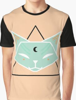 Cat Tribe 02 Graphic T-Shirt