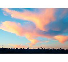 Last Sunset 2013 - Newport Beach California Photographic Print