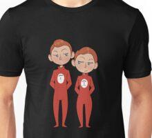 Lutece 1 Lutece 2 Unisex T-Shirt