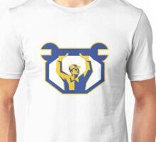 Mechanic Lifting Spanner Wrench Retro Unisex T-Shirt