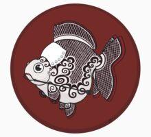 Goldfish Irene Adler by WhoGroovesOn
