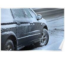 snow car Poster