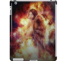 Facing Fire Doll iPad Case/Skin