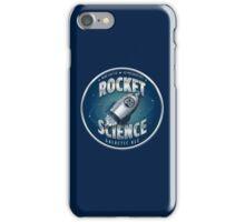 Rocket Science Galactic Ale iPhone Case/Skin