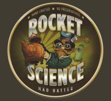 Rocket Science Mad Hatter by DennisBeerCo