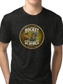 Rocket Science Mad Hatter Tri-blend T-Shirt