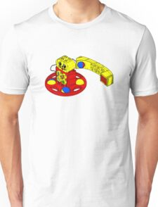 The Duplo Telephone Rattle In Original Version Unisex T-Shirt