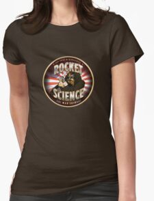 Rocket Science Obi Wan Shinobi Womens Fitted T-Shirt