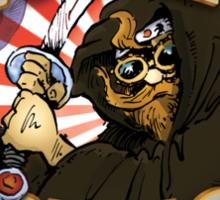 Rocket Science Obi Wan Shinobi Sticker