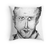 Ryan Gosling Throw Pillow