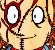 Chuckie Sticker