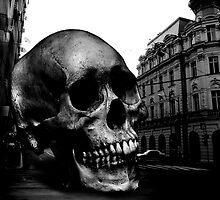 Giant Skull by Clicks