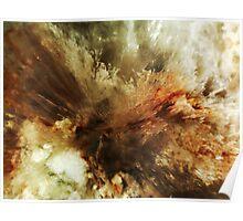 Skyfall (Prehnite) Poster