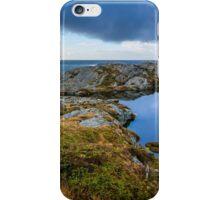 North sea beach iPhone Case/Skin