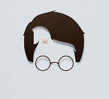 Harry Potter Cute Face Design by Electraa