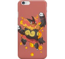 Emboar iPhone Case/Skin