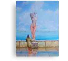 Blind Date Canvas Print