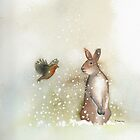 Hare and Robin by Ray Shuell