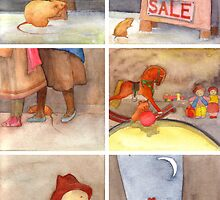 Mouse's New Clothes by Ray Shuell