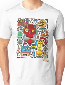 CRAZY DOODLE Unisex T-Shirt
