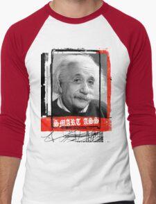 SMART ASS Men's Baseball ¾ T-Shirt