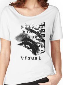 EYE OF VISION Women's Relaxed Fit T-Shirt