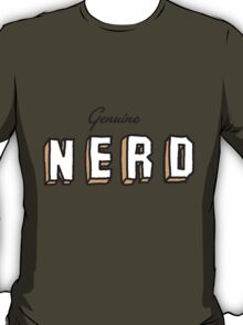 OLD SCHOOL NERD T-Shirt