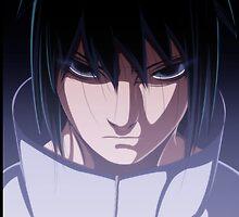 Uchicha Sasuke  by letsbegin