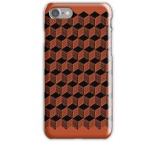 City grid iPhone Case/Skin