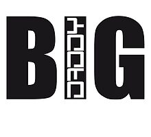 Big Daddy logo father day of Papa hero father by Style-O-Mat