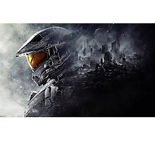 Halo 5 - Master Chief Photographic Print