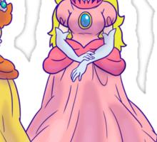 Princess Peach, Rosalina and Princess Daisy Sticker