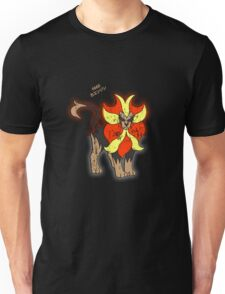 Pyroar Distressed Unisex T-Shirt