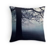 One Tree in Branch Brook Park Throw Pillow