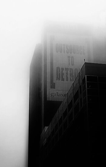 Outsource to Detroit by Karen Stevens