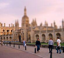 Cambridge Commuters by missmoneypenny