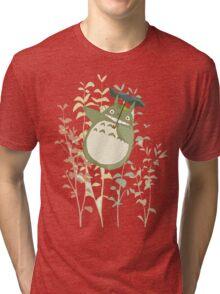 My Neighbor Totoro - 2  Tri-blend T-Shirt