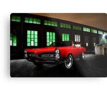1967 Pontiac GTO Metal Print