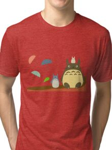My Neighbor Totoro - 8 Tri-blend T-Shirt