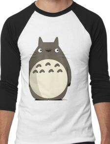 My Neighbor Totoro - 10 Men's Baseball ¾ T-Shirt