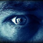 My Eye in Blue by LeDormeurDuVol