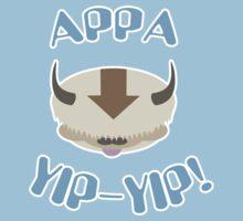 Appa Yip-Yip! by ShazimaStudios