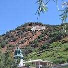 "Bisbee ""B"" Mountain by Ann Warrenton"
