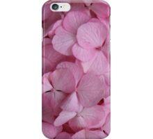 Magenta faces iPhone Case/Skin