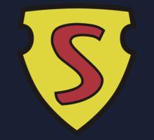 1938 Superman Logo Kids Clothes