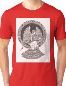 Guardian Angel art Unisex T-Shirt